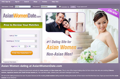 AsianWomenDate Review